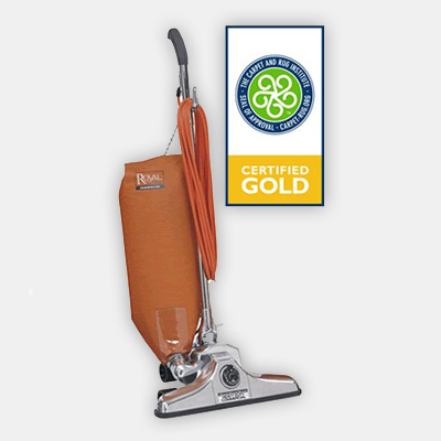 Royal All Metal Cr5158z Upright Vacuum Cleaner The