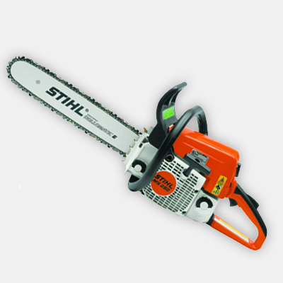 how to start a stihl ms250
